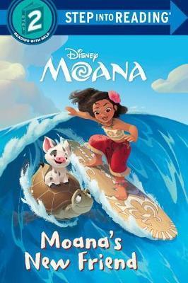 Moana's New Friend (Disney Moana) by Jennifer Liberts