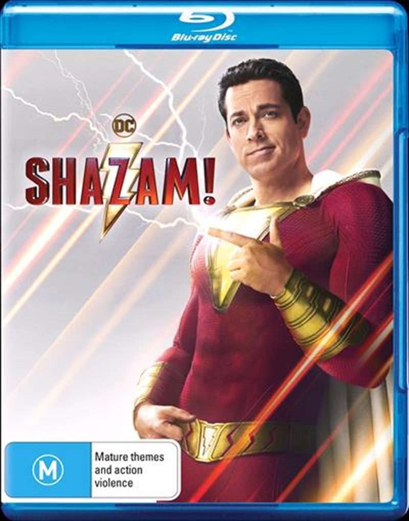 Shazam! on Blu-ray image