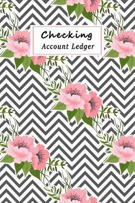 Checking Account Ledger by Paper Kate Publishing