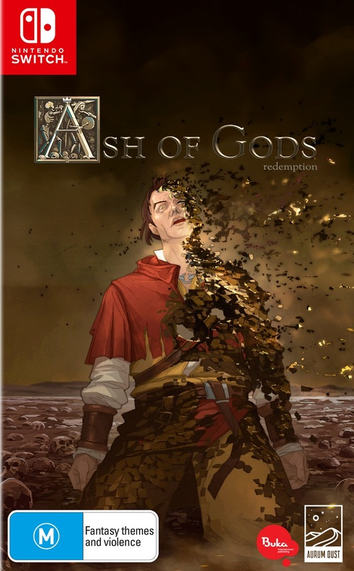Ash of Gods: Redemption for Switch