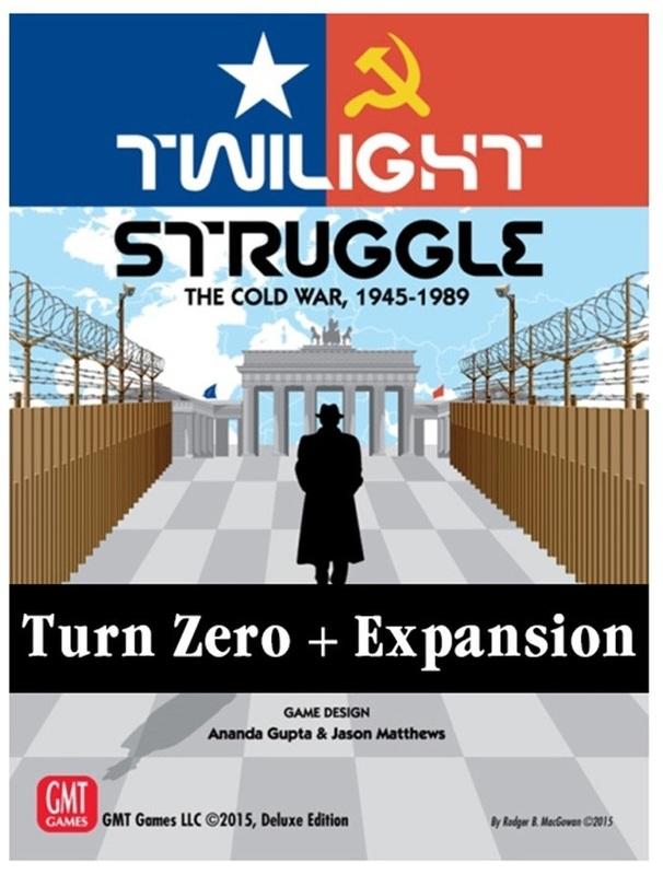 Twilight Struggle: Turn Zero - Expansion