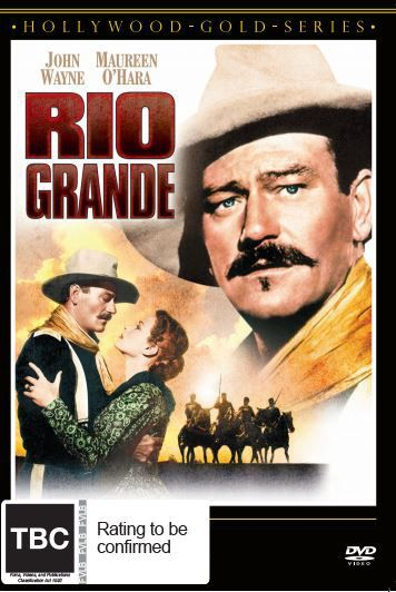 Rio Grande on DVD