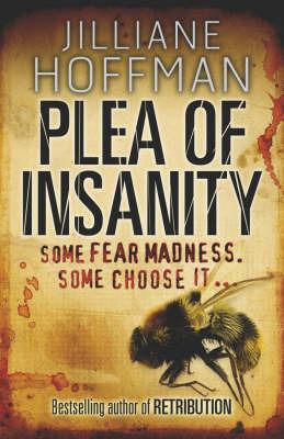 Plea of Insanity by Jilliane Hoffman image