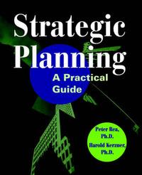 Strategic Planning by P.J. Rea