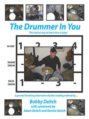 THE Drummer in You by Bobby Deitch image