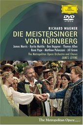 Wagner, Richard :- Die Meistersinger von Nurnberg (The Mastersingers of Nuremberg -- complete opera) (2 Disc Set) on DVD