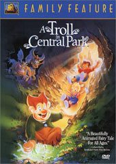 A Troll In Central Park on DVD