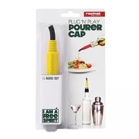 Plug 'N' Play Pourer Cap - Yellow