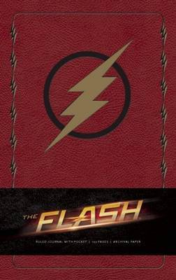 The Flash: Hardcover Ruled Journal by Insight Editions image