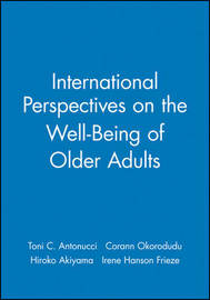 International Perspectives on the Well-Being of Older Adults