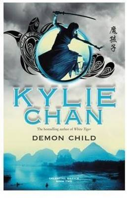 Demon Child by Kylie Chan image