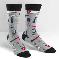 Mens - Nailed It Crew Socks