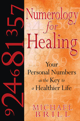 Numerology for Healing by Michael Brill image