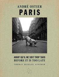 Paris, Before It Is Too Late by Thomas Michael Gunther