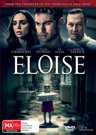 Eloise on DVD
