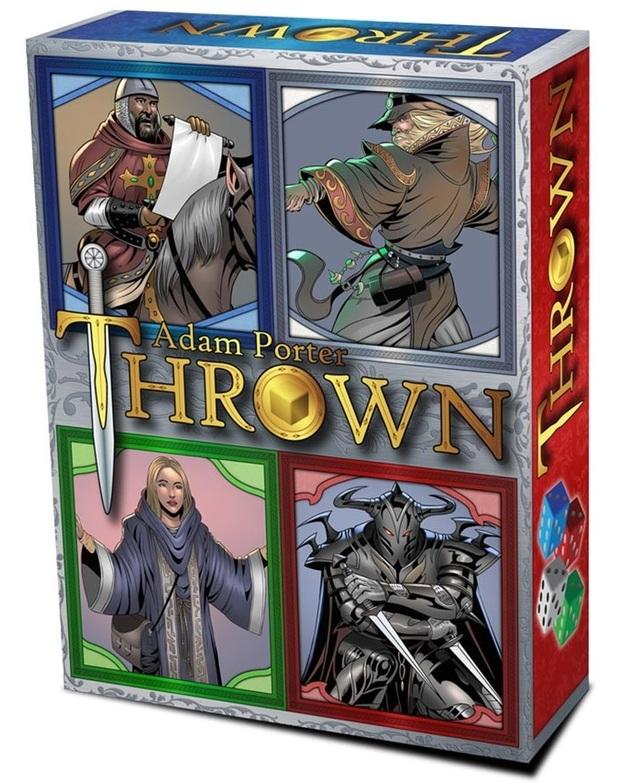 Thrown - Dice Game