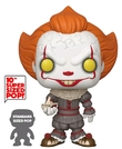 """IT: Chapter 2 - Pennywise (with Boat) - 10"""" Super Sized Pop! Vinyl Figure"""