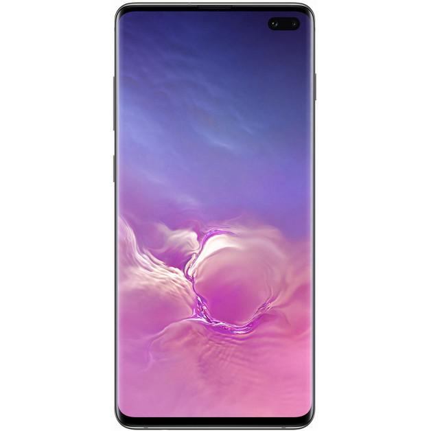 Samsung: Galaxy S10+ Smartphone - 8GB + 128GB/Prism Black