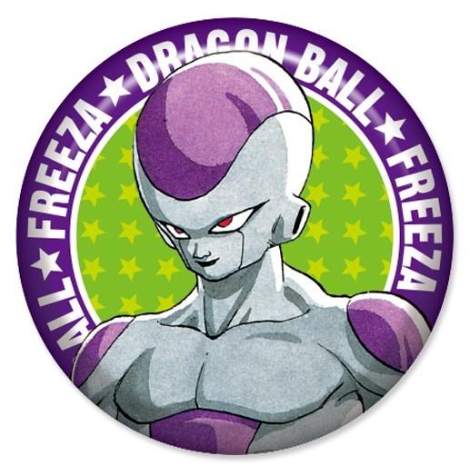 Dragon Ball Z: Frieza - Plump Can Badge