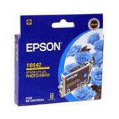Epson T0542 Cyan Ink Cartridge R800 R1800