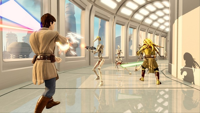 Kinect Star Wars for Xbox 360 image