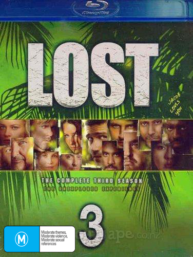 Lost - The Complete 3rd Season: The Unexplored Experience (The High Definition Collection) (7 Disc Set) on Blu-ray image