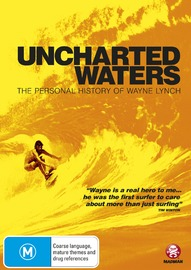 Uncharted Waters on DVD
