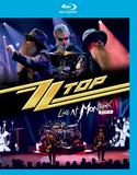 ZZ Top: Live at Montreaux 2013 on Blu-ray
