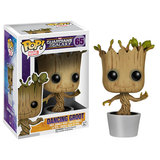 Guardians of the Galaxy Dancing Groot Pop! Vinyl Bobble Figure