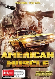 American Muscle on DVD