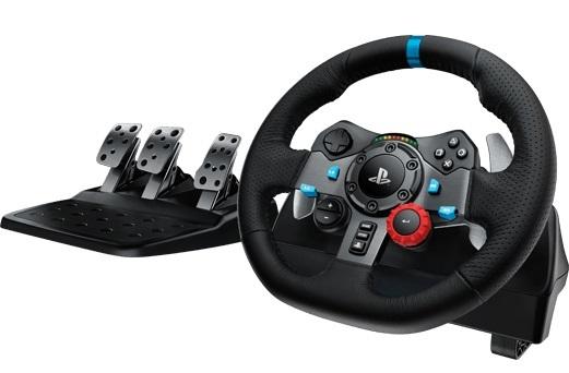 Logitech G29 Feedback Racing Wheel (PS4) | PS4 | In-Stock