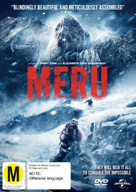 Meru on DVD image