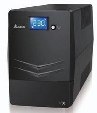 1000VA/600W Delta VX Series Line Interactive UPS (Tower)