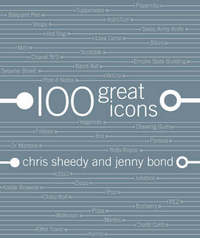100 Great Icons by Chris Sheedy image