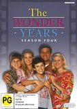 The Wonder Years (Season 4) on DVD