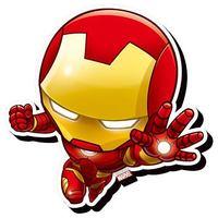 Avengers: Chibi Funky Chunky Magnet - Iron Man