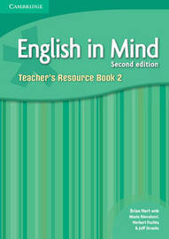 English in Mind Level 2 Teacher's Resource Book by Brian Hart image