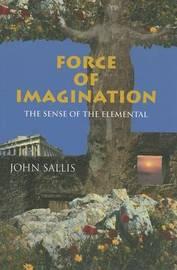 Force of Imagination by John Sallis