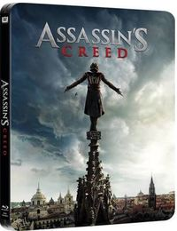 Assassin's Creed (4K UHD + Blu-ray) DVD