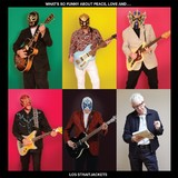 What's So Funny About Peace Love And Los Straitjackets (LP) by Los Straitjackets
