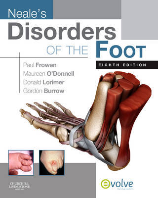 Neale's Disorders of the Foot by Paul Frowen image