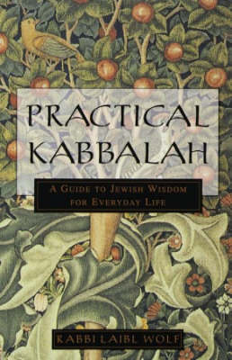 Practical Kabbalah by Laibl Wolf image