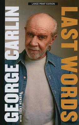 Last Words by George Carlin image