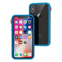 CATALYST Impact protection for iPhone X (Blue/Sunset)