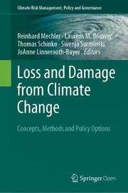 Loss and Damage from Climate Change