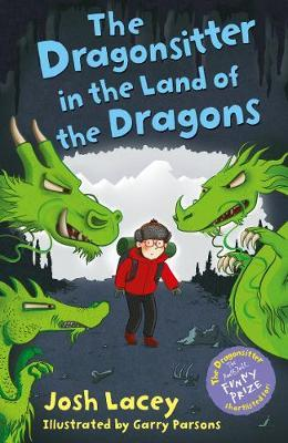 The Dragonsitter in the Land of the Dragons by Josh Lacey image