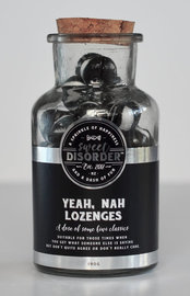 Sweet Disorder: Yeah, Nah Lozenges (190g)