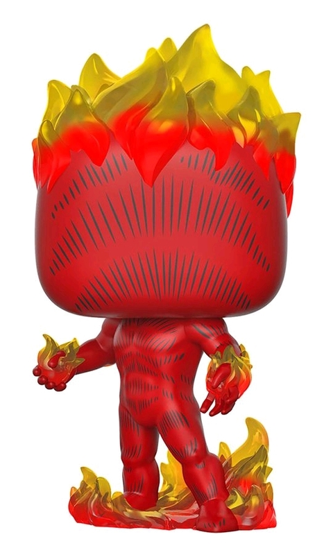 Marvel: The Human Torch (First Appearance) - Pop! Vinyl Figure