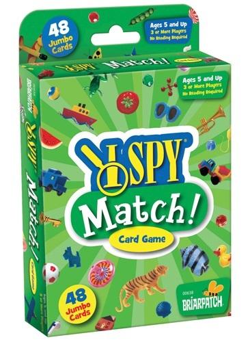 I Spy: Match - Card Game