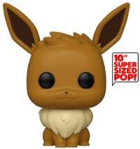 """Pokemon: Eevee – 10"""" Super Sized Pop! Vinyl Figure"""